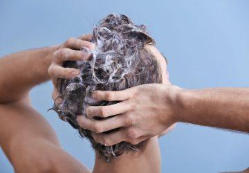 Haarreinigung Männer