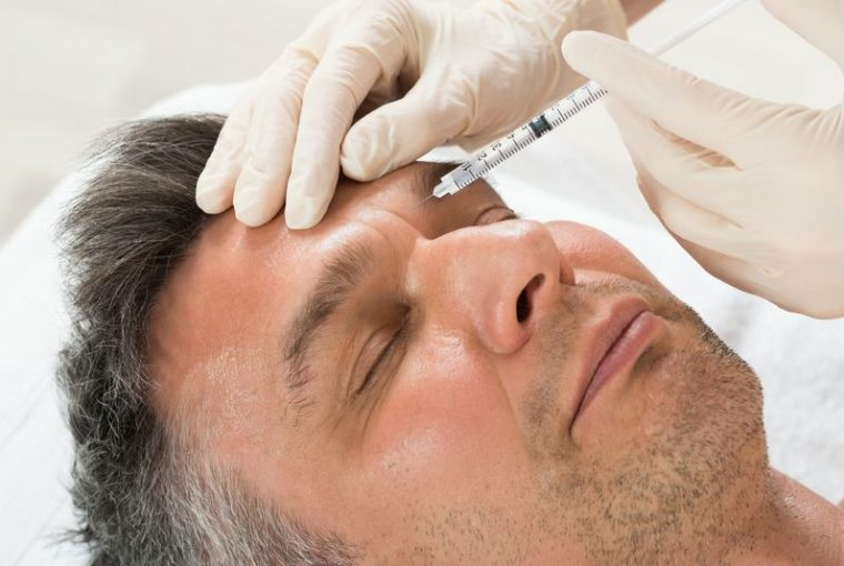 Botoxbehandlung Männer