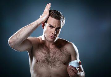 Haarpflege Männer