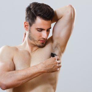 Körperrasur Männer