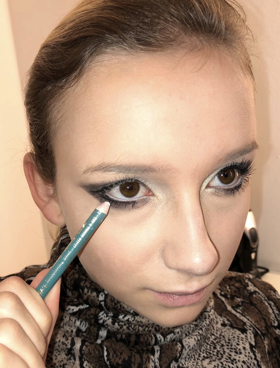 Make Up Brille