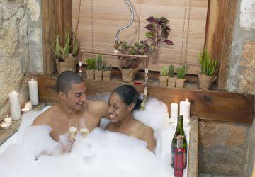Körperpflege Badewanne